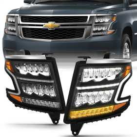 LED Crystal Headlight